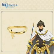 Presale Fate Grand Order Camelot Ozymandias Ring Jewelry Japan Limited Cosplay