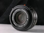 Leica 35mm Summicron-m Asph Wide Angle Lens Fits Leica/sony/olympus 35/2