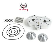 New Billet Super Cooling Head Shell With 21cc Domes Yamaha Banshee 350 All Years