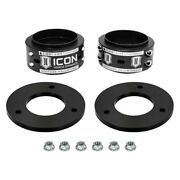 For Ford F-150 17-20 Coil Spring Spacers Icon 0.5-2.25 Front Adjustable