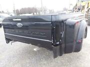 2020 Ford F250sd Truck Bed/box W/o Tail Lamps 6and039 9 Black Fx4 Dually Tailgate