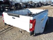 2020 Ford F250sd Truck Bed Bare Box 6' 9 Box Dually 4x4 White New Take Off Oem