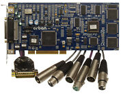 Orban Optimod Pc1100 V2 Win10 Compatible On-air Processing Pci Card Xlr W Cables