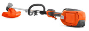 Husqvarna 220il Battery-powered Trimmer Kit, Straight Shaft Battery Included