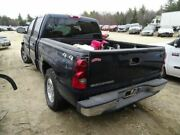 No Shipping - Truck Bed Pickup Box Classic Style Creased Door Skin Fits 04-07 Si