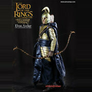 Asmus Toys Elven Archer 1/6 Scale Action Figure In Box In Stock New Lotr027a