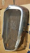 Original Master 1934 1935 1936 Chevy Chevrolet Pickup Truck Grill Surround Flair
