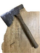 """3.5x6.25"""" Head Stanley Handyman Camping Hatch Axe- Hammer With Wooden Handle"""