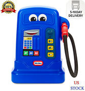 Little Tikes Cozy Pumper Blue - Pretend Play Gas Pump With Fun Sounds For Kids