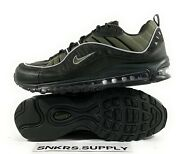 Nike Air Max 98 And039sequoia Medium Oliveand039 Menand039s Size 6/women Size 7.5 [640744-300]