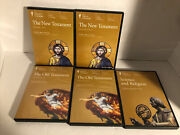 The Great Courses - The New Testament The Old Testament Science And Religion Lot
