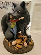 Dc Direct Fables Bigby Wolf And Snow White Statue 71 Of 400 Rare