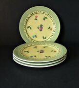 Victoria And Beale Savannah Salad Dessert Plates - Set Of 4