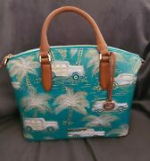 New With Tags Brahmin Sold Out Limited Edition Dream Copa Cabana Duxbury