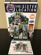 Fnaf Five Nights At Freddyand039s Sister Location Control Module Mcfarlane Complete