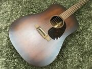 Martin D-15m D15m Dreadnought Acoustic-electric Guitar Used