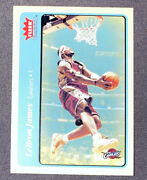 2004-05 Fleer Tradition Blue Lebron James Cavaliers 140 2nd Year