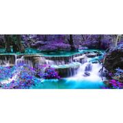 Waterfall Scenic Landscape Canvas Wall Art Canvas Painting Home Decor Prints Art