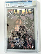 Witchblade 10 Cgc Nm/m 9.8 Turner Variant Cgc 9.8 1st Appearance Of Darkness