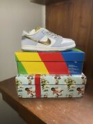 Size 9.5 - Nike Sb Dunk Low X Sean Cliver Holiday Special 2020 Friends And Family