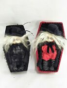 Witch Dolls Creepy Doll Scary Doll Spooky Unusual Display Doll 7in