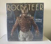 New Electric Tiki Disney Collection The Rocketeer Classic Heroes Statue 123