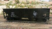 Walthers Ho Twin Hopper Jersey Central Upgraded Exc.