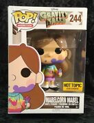 Funko Pop Animation 244 Gravity Falls Hot Topic Exclusive Mabelcorn Mabel