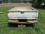 1982 Datsun P/u Rolling Truck Bed Will Make A Nice Trailer Or Just Use The Bed