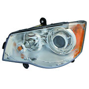 New Head Light For 2008-2016 Chrysler Town And Country Ch2518126oe