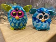Hasbro 2012 Furby Two Multi Color Talking Chatty Works Doll Toy Play Collect 2