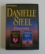 Danielle Steel Betrayal And Until The End Of Time - Unabridged - Audiobook Mp3cd