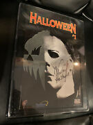 Halloween 1 Chaos Comics Variant B Glow In The Dark Cover Michael Myers Rare Nm