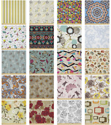 Ambesonne Vintage Summer Microfiber Fabric By The Yard For Arts And Crafts