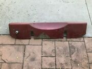 Hard To Find Mgtd Rear Splash Apron Excellent Condition Ready For Refurb