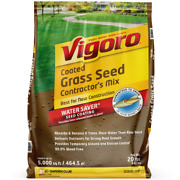 20 Lbs. Contractor's Grass Seed Northern Mix With Water Saver Seed Coating