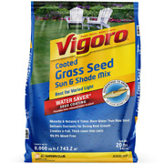 20 Lbs. Sun And Shade Grass Seed Mix With Water Saver Seed Coating