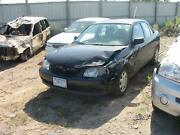 Seat Belt Front For 1999 Mazda Protege Assy Rght Tan Assy Lft