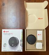 August Smart Lock Pro 3rd Gen + Connect Hub - Zwave, Home Kit And Alexa Compatib
