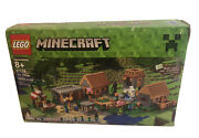 Lego Minecraft The Village 21128 Complete Set With Instructions And Box 92 New