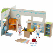 Haba Little Friends Veterinary Clinic And Vet Andrea Set