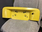 Used Ford F4zb-17b389-ah 1994-1998 Mustang Trunk Lid License Plate Insert Panel
