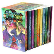 The Sisters Grimm 10 Book Box Set By Michael Buckley