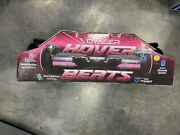 Sealed Brand New Voyager Hover Beats With Built-in Bluetooth Speaker-pink