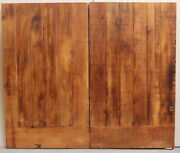 Rustic Reclaimed Lumber Plank Style You Choose Size Barn Door Farmhouse