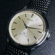 Grand Seiko Gs Genuine Menand039s Watch From Japan Used D428