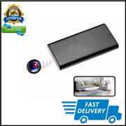 1080p 10000mah Portable Wifi Power Bank Hidden Spy Camera With Motion Detection
