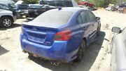 No Shipping - Passenger Right Front Door Without Door Moulding Fits 17 Wrx 69629