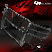 J2 Honeycome Mesh Style Front Bumper Grill Guard For 2011-2014 Gmc Sierra 2500hd