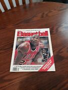 1990-91 Dick Vitale Pro/college Basketball Annual With Michael Jordan On Cover